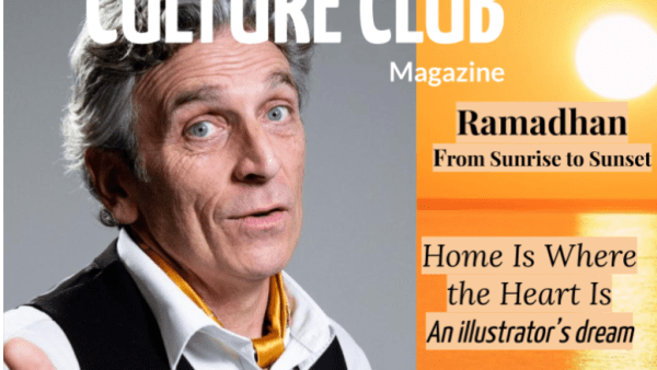 Issue 4 - Culture Club Magazine