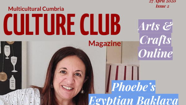 Issue 2 - Culture Club Magazine
