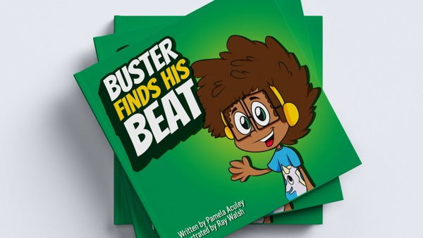 Buster finds his beat