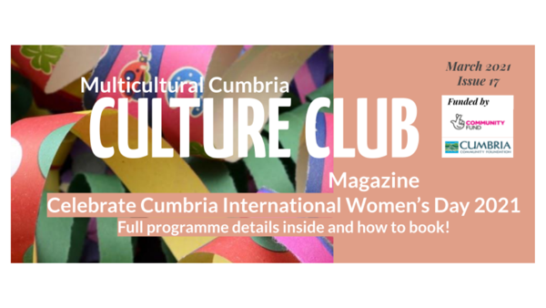Issue 17 - March 2021 - Culture Club Magazine